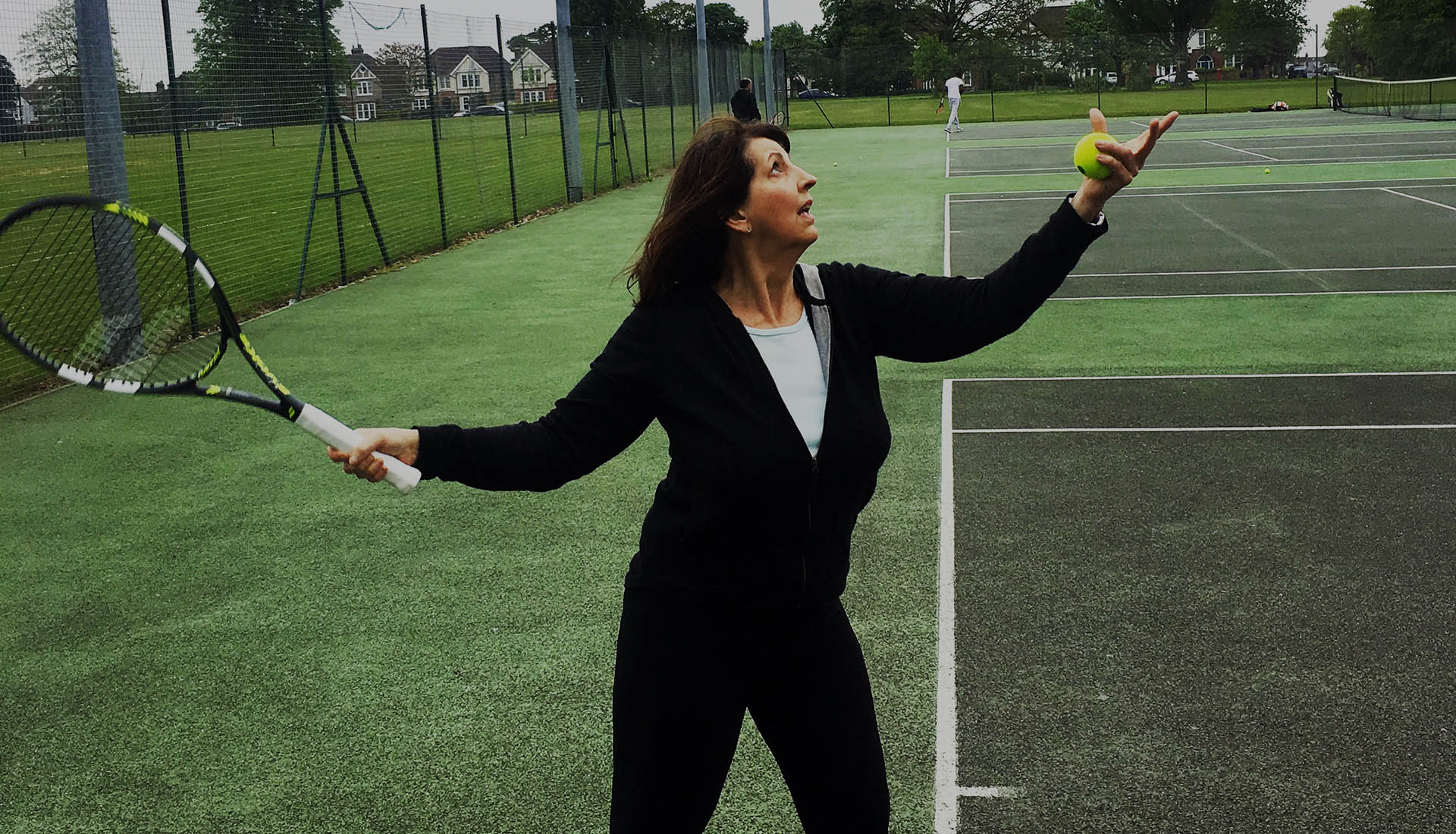 TENNIS FOR ADULTS