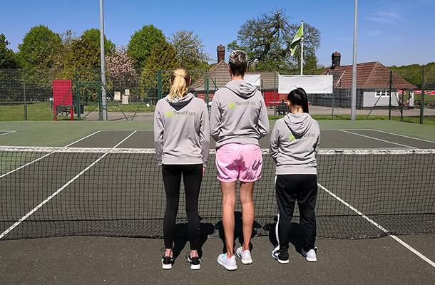 Join TwistFizz Tennis CIC Greenwhich London