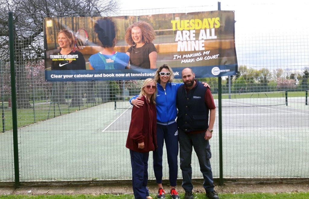 TwistFizz Tennis Supporters
